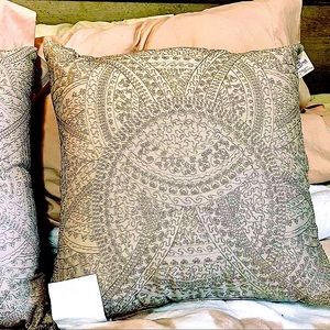NWT Biltmore Throw Pillows